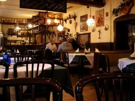 """Restaurant """"El Cortijo"""" - El Cortijo (geschlossen)"""
