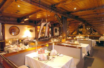 Restaurant Capt. Morgan - Restaurant Natusch