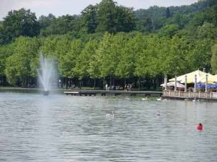 Hafen in Starnberg - Starnberger See