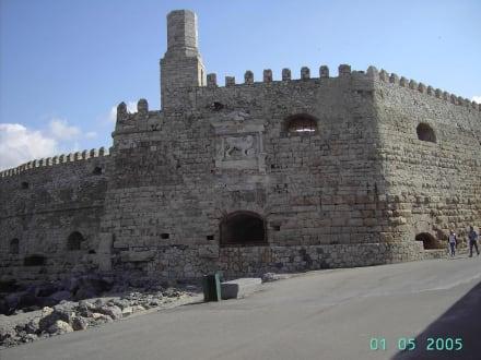 Hafenfestung - Festung Heraklion