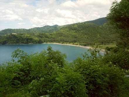 Küste von Lombok - Westküste Lombok