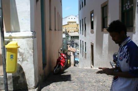 Unterwegs - Altstadt Salvador de Bahia