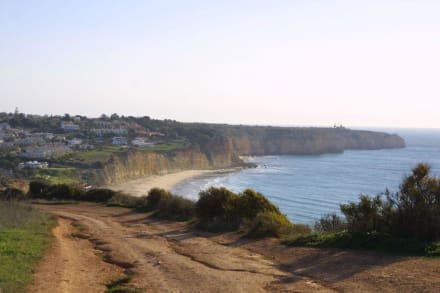 Küste bei Porto de Mós - Küste Lagos