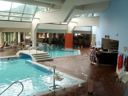Leisure (other) - Alpen Therme Gastein Spa Complex