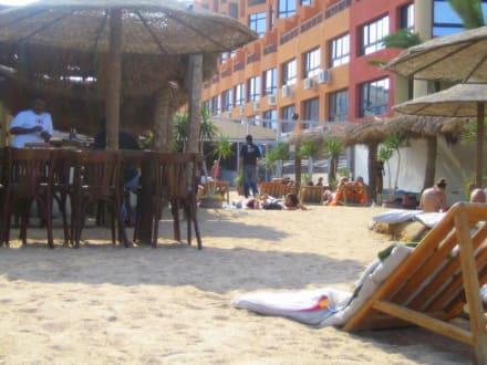 Hed Kandi Beach Bar - Papas Beach Club