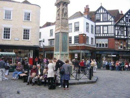 Buttermarkt, Canterbury - Altstadt Canterbury