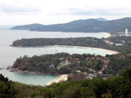 3 Buchten - Karon View Point