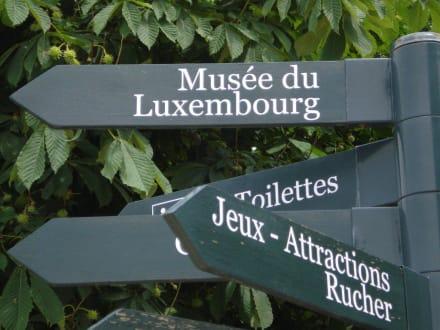 Aperçu de la photo - Palais et Jardin du Luxembourg