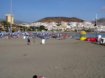 Playa de Las Vistas - Strand Los Cristianos