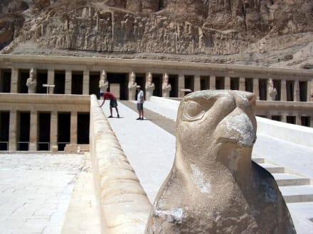 Hatshepsut-Tempel - Tempel der Hatschepsut