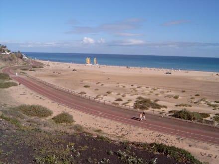 Herrlicher Strand von Jandia Playa - Strand Jandia