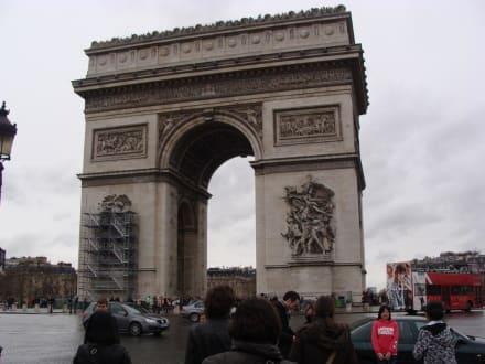 Sonstige Sehenswürdigkeit - Arc de Triomphe  / Triumphbogen