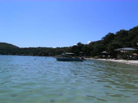 Alleine - Insel Koh Samet