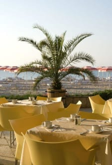 "View from the terrace of the restaurant ""Gergana"" -"