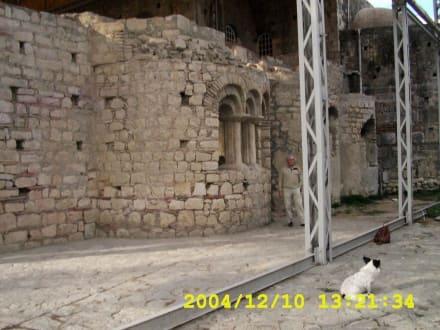 Nikolaus Kirche - Aspendos, die antike Stadt