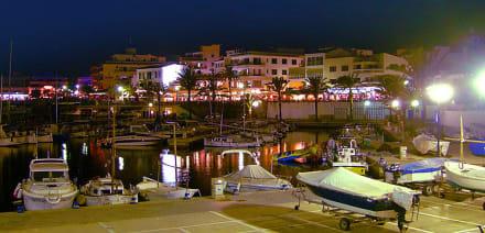 Abendimpression - Yachthafen Cala Ratjada