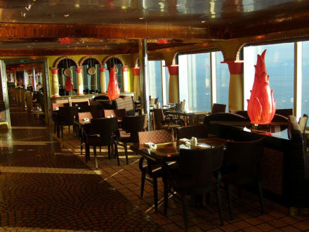 Restaurant & Büffet - Costa Serena