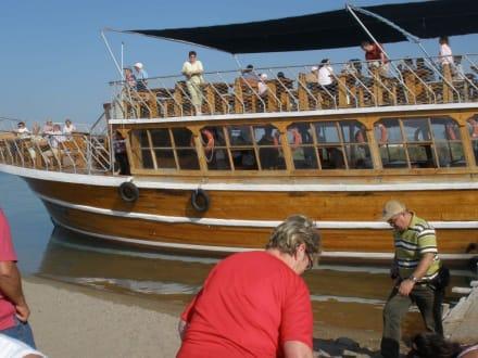 Ausflug - Flussfahrt Manavgat