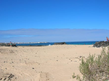 Strand in Corralejo - Strände Corralejo