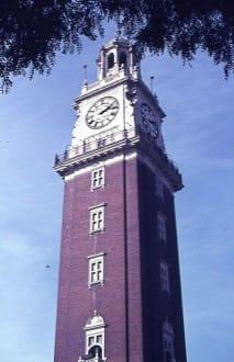 Ein Geschenk der  Engländer - Torre inglesa - der englische Turm