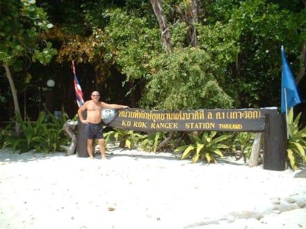 Der Strand von Koh Rok - Koh Rok