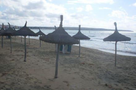 Playa de Palma - Strand El Arenal/S'Arenal