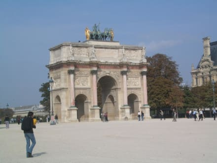 Building (other) - Arc de Triomphe du Carrousel