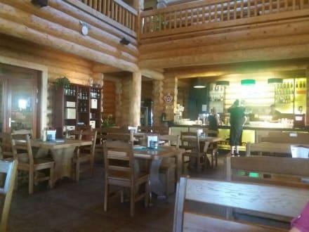 Baumhaus Hannover ein teil des restaurants viel beeindruckender bild restaurant