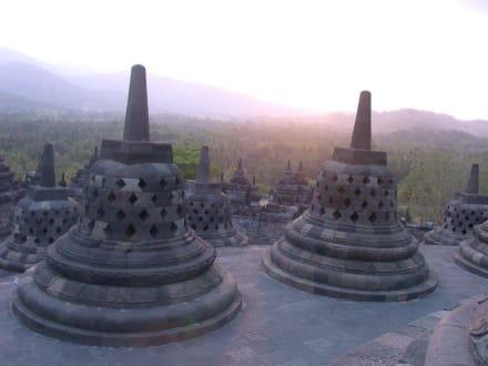 Borobodur - Borobudur