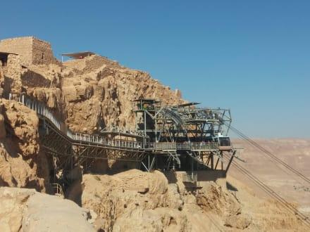 Bergstation Masada - Masada
