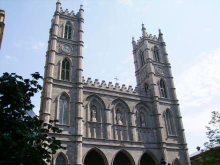 Basilika Notre Dame - Vieux Montreal
