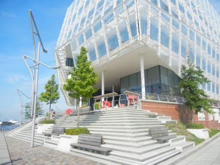 Hafencity Cafe - Hafencity Hamburg