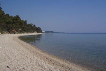 Strand - Strand Kriopigi