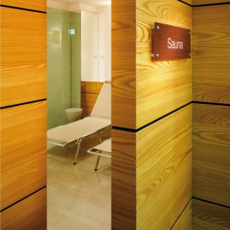 Wellness Area -
