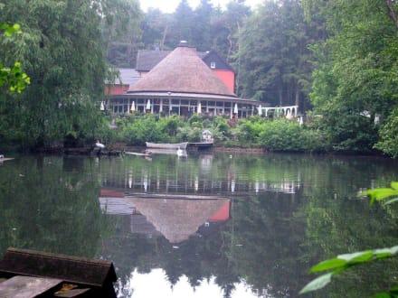 Idylle - Restaurant Fischerhütte