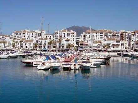 Hafen Puerto Banus - Hafen Puerto Banus