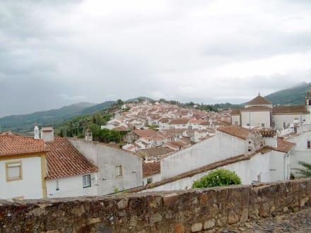 Castelo de Vide - Festung von Castelo de Vide