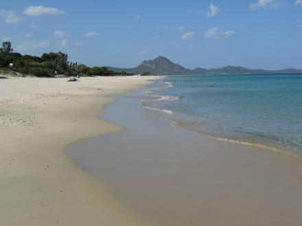 Strand - Costa Rei
