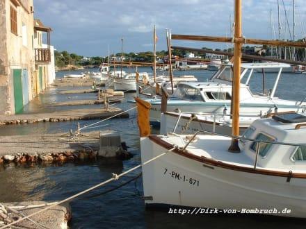 Hafen von Cala d`Or - Yachthafen Cala d'Or