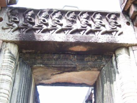 Eingang - Phimai