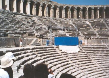 Aspendos - Theater von Aspendos