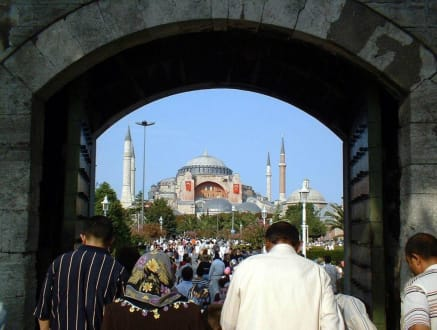 Tempel/Kirche/Grabmal - Hagia Sophia / Ayasofya