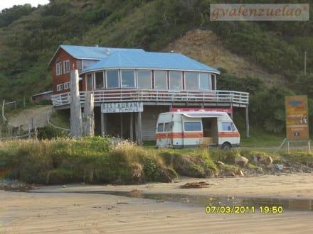Restaurant - Bahia Punihuil