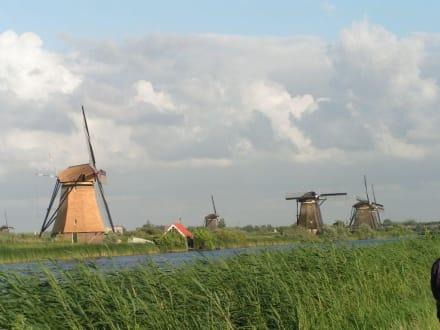 Mühlen - UNESCO World Heritage Kinderdijk
