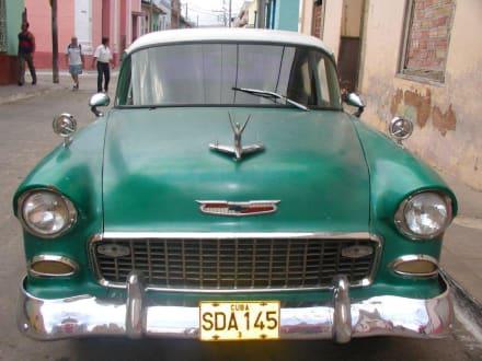 Oldtimer - Altstadt Havanna