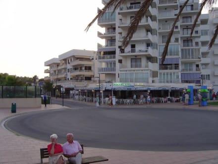 Strandpromenade - Strandpromenade Cala Millor