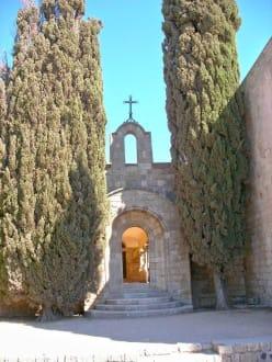 Klosterkirche von Filerimos - Kloster Filerimos