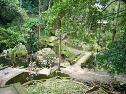 Goah Gajah - Goa Gajah Elefantenhöhle