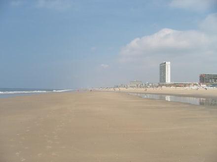 bilder strand zandvoort strand in zandvoort zandvoort. Black Bedroom Furniture Sets. Home Design Ideas