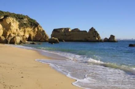 Praia Dona Ana - Praia Dona Ana